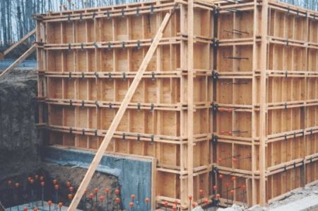 Concrete Wall Forms; Image Courtesy: igknighttec.com