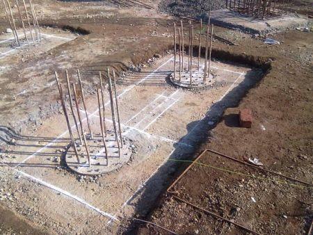 Cast in-situ Concrete Piles