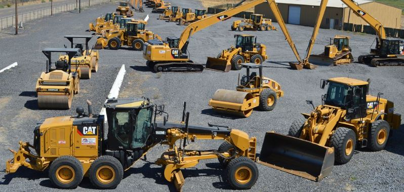 16 Types of Heavy Equipment Used in Construction - The Constructor