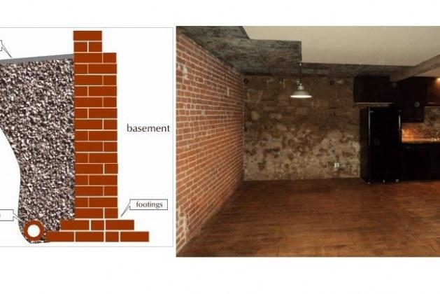 Brick Basement Wall- Construction Procedure, Practical Consideration