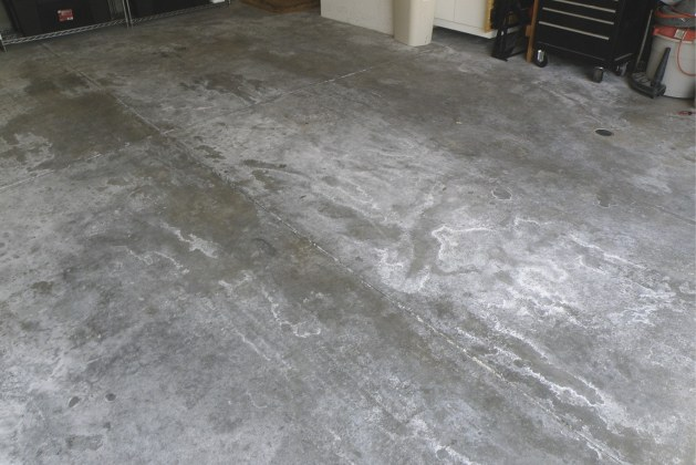 Efflorescence on Concrete – Causes, Prevention and Removal