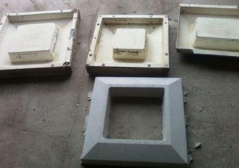 Precast Concrete Chimney Crown