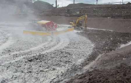 Soil-Lime Stabilization