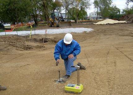 Subgrade for Concrete Slab