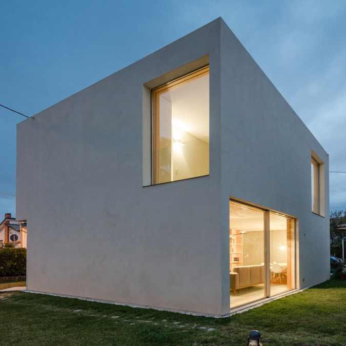 Affordable Concrete House Design