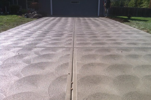 Swirl Finish Concrete – Construction, Practical Considerations and Applications
