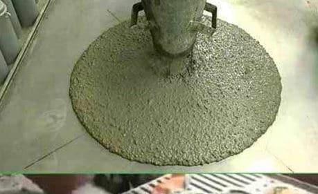 Use of Superplasticizer in Concrete