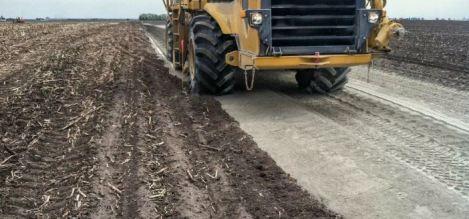 Soil Cement Stabilization