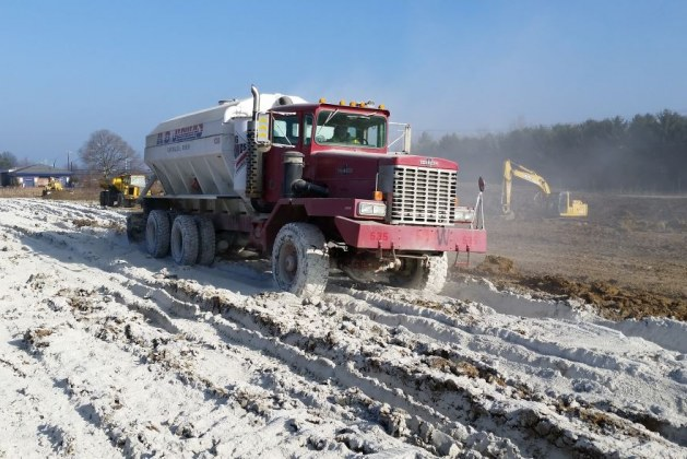 Difficulties in Soil Stabilization for Road Construction
