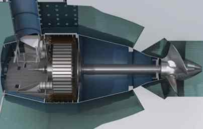 Tubular Turbine