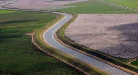 Permanent or Perennial Irrigation Canal