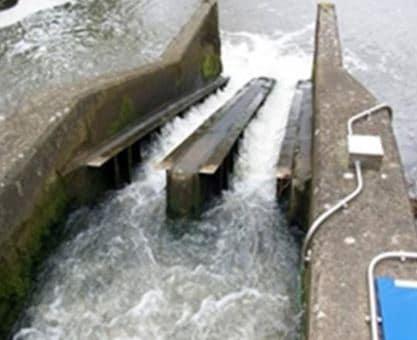 Denil Fishway