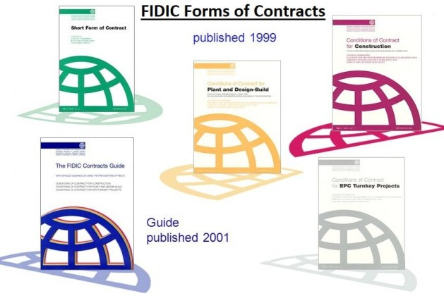 FIDIC Contracts – Forms of FIDIC Contracts and Their Uses
