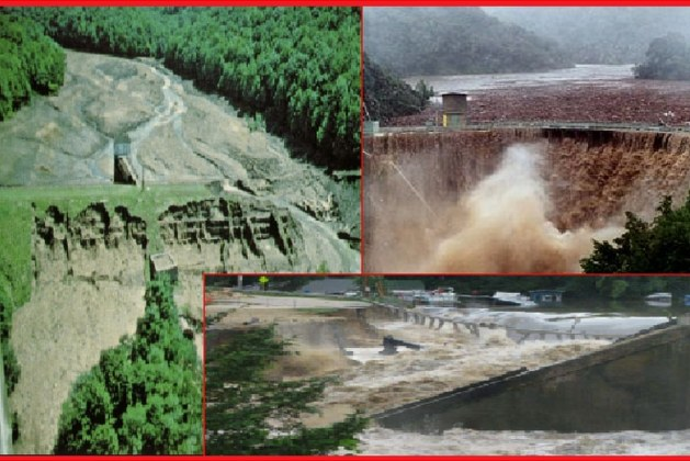 Why do Modern Dams Fail?