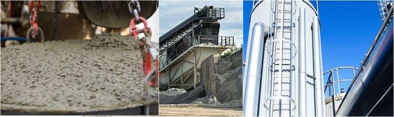 world's top concrete manufactures