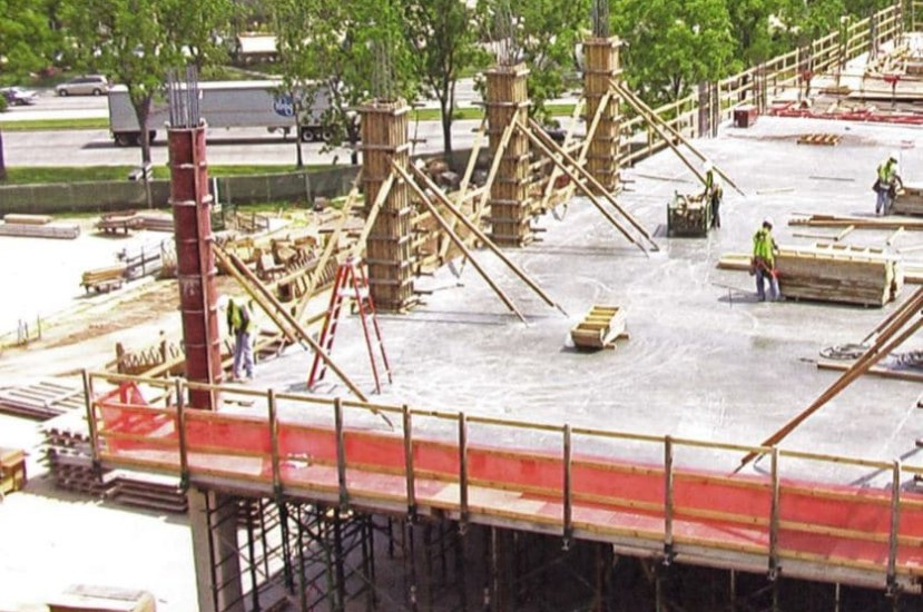 How to Set Good Safety Plan for Concrete Formwork System?