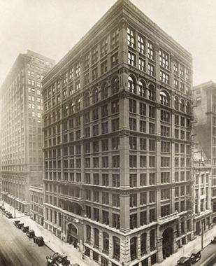 Rigid Frame Systems (Home Issurance Building, Chicago, USA)