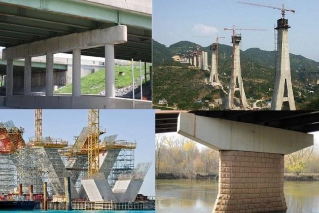 What is Bridge Pier? Types of Bridge Piers