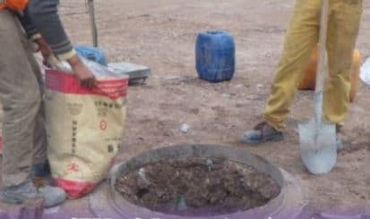 Excavating-Test-Pit