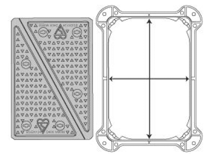 Size Specification of Manhole Cover