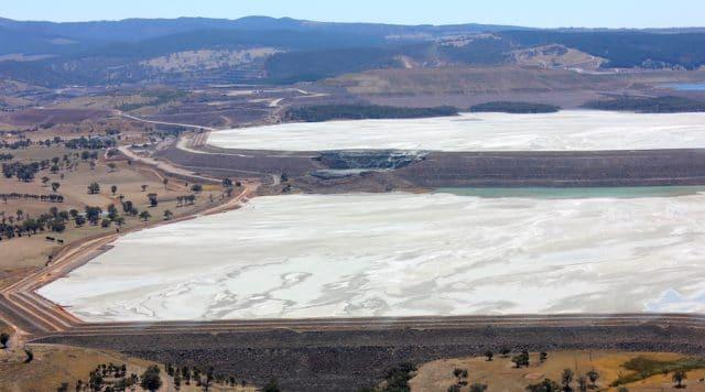 Mine Tailing Dam