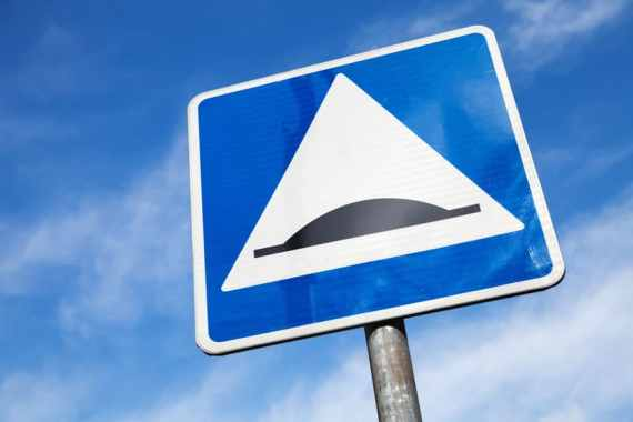 speed humps or road humps