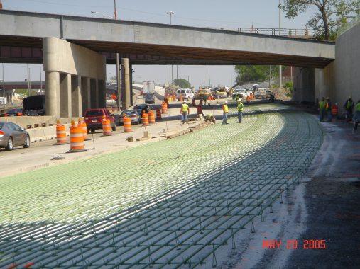 Continuously Reinforced Concrete Pavement