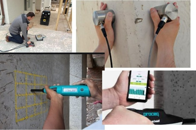 Applications and Importance of Non-destructive Tests on Concrete