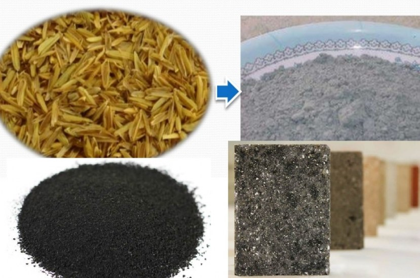Applications of Rice Husk Ash in Building Constructions