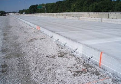 Highway Construction Using High-performance Concrete