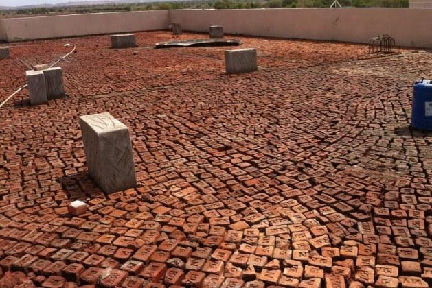 Brick Bat Coba Waterproofing with Procedure