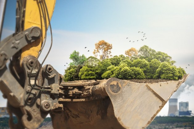 Top 7 Sustainability Issues with Construction Industry [PDF]