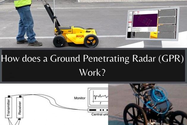 How does a Ground Penetrating Radar (GPR) Work? [PDF]