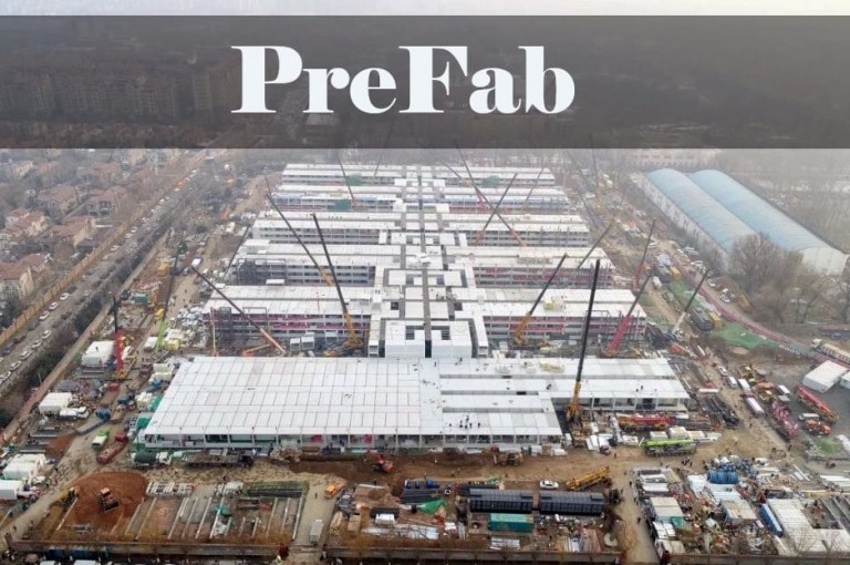 How Prefabrication can help build Emergency Buildings? [PDF]