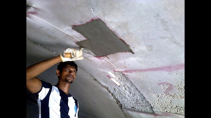 Defects Rectification of Concrete