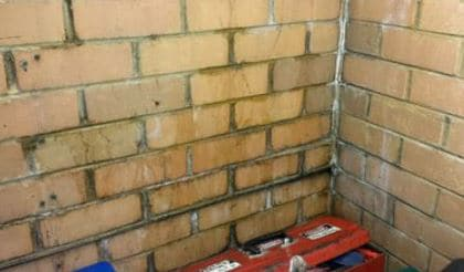 Leaky Joints in Masonry Wall