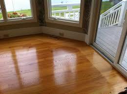 Oxidation of Hardwood Floors