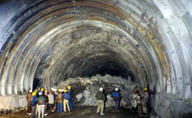 6 Major Failures Of Tunnelling, Causes and Corrective Measures