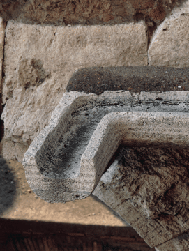 Drainage system of Colosseum