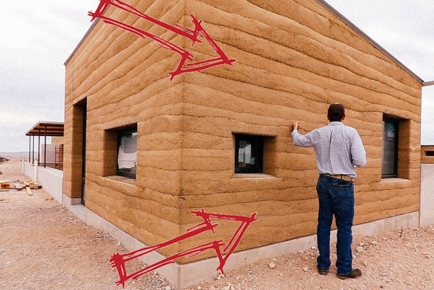 How to Construct In-situ Walls with Soil-Cement?