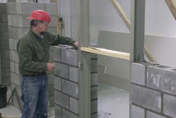 How to Fix Doors and Windows in Masonry Openings