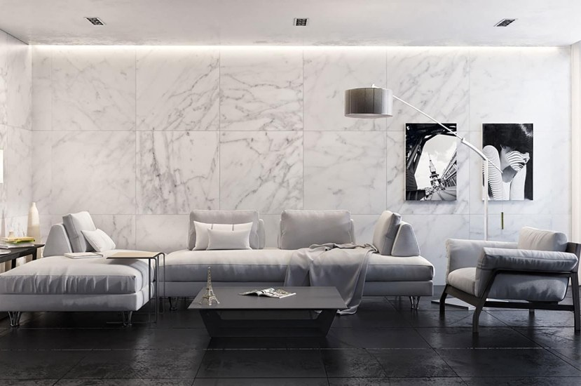 How to Install Marble Wall Cladding?