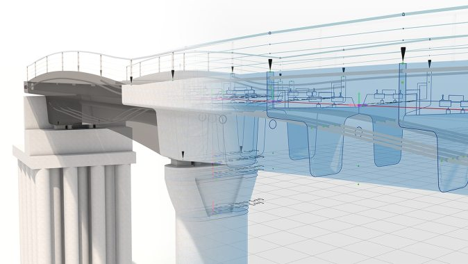 Parametric Modeling for Bridge Construction