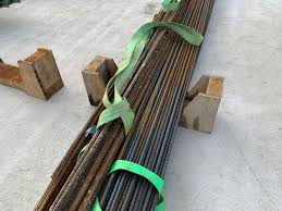 Handling using rebar friendly strapping