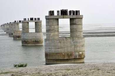 Bogibeel Columns