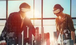 Augmented and Virtual Reality in the Modern Construction World