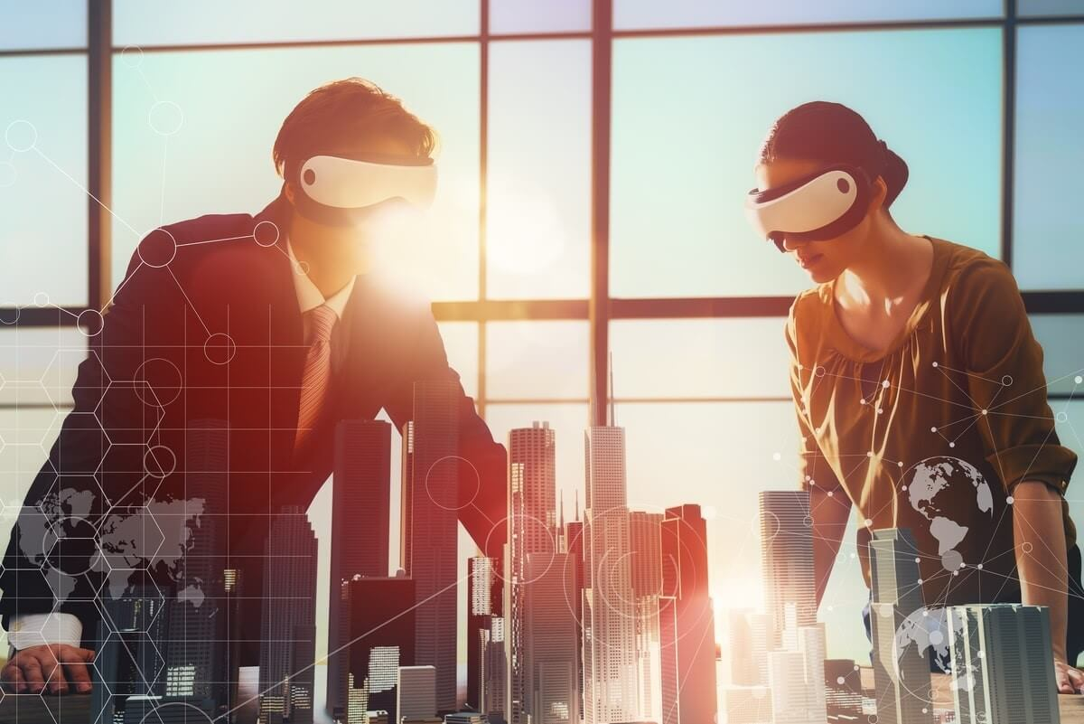Augmented Reality(AR) and Virtual Reality(VR) in the Modern Construction Era