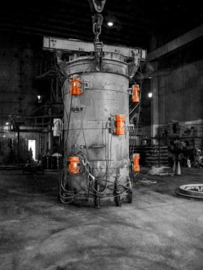 Formwork Vibrator; Image Courtesy: Martin Engineering