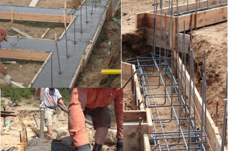 How to Construct Footing for Residential Buildings with Maximum Two storeys?