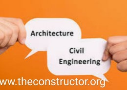 Difference between Civil Engineering and Bachelor of Architecture